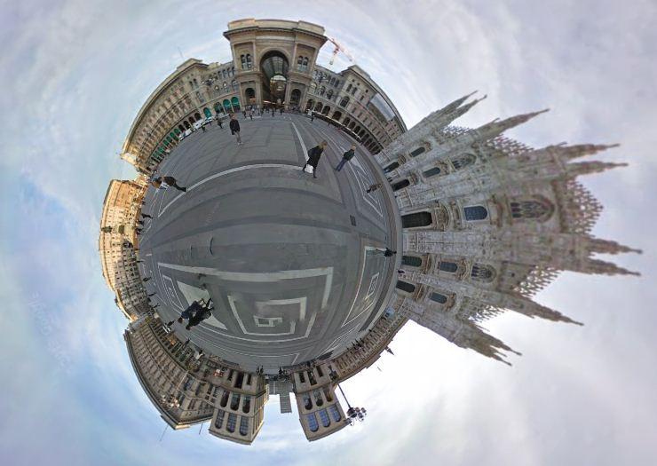 Una moda che impazza, e se non impazza, impazzerà, in rete è quella dei Little Planet, una particolare tecnica fotografica che permette di esagerare i grandangoli fino a 360 gradi, il risultato che si ottiene è particolarmente divertente e accattivante.