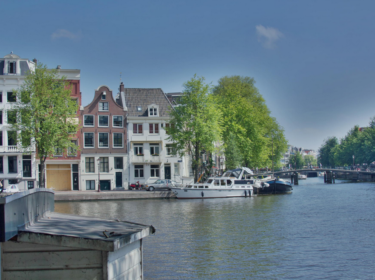 I Amsterdam Timelapse